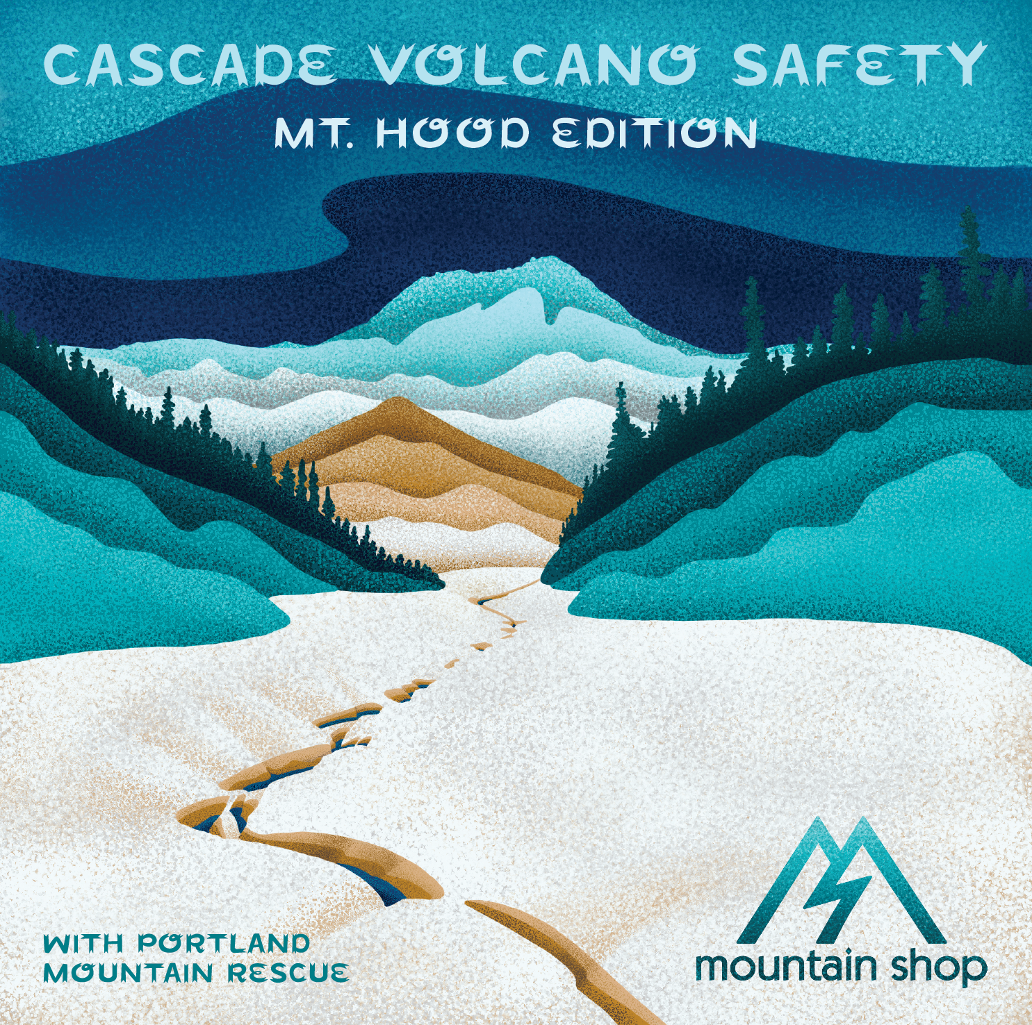Climbing Mount Hood with PMR: The South Side Routes and More!